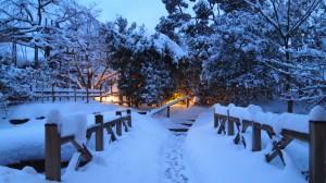 深雪のゆめみの橋